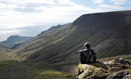 Balade jusqu'à l'Esja en Islande – Reykjavík