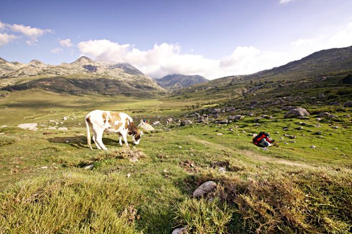 Corse – les 180km du Gr20 du Nord au Sud en Photos