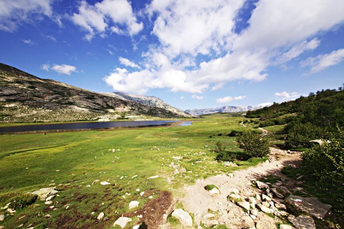Corse - Informations sur les 180km du Gr20
