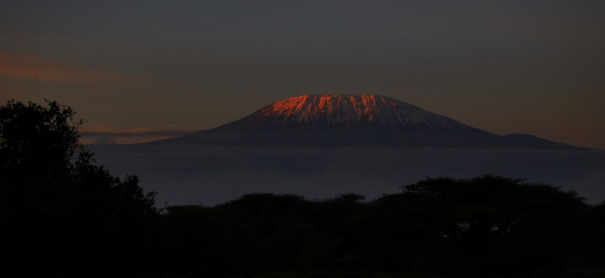 Tanzanie - ascension du Kilimandjaro [récit - 1]