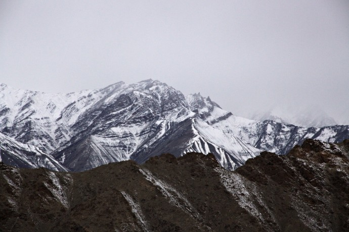 Assaut hivernale des 6000m du Stok Kangri au Ladakh - Himalaya