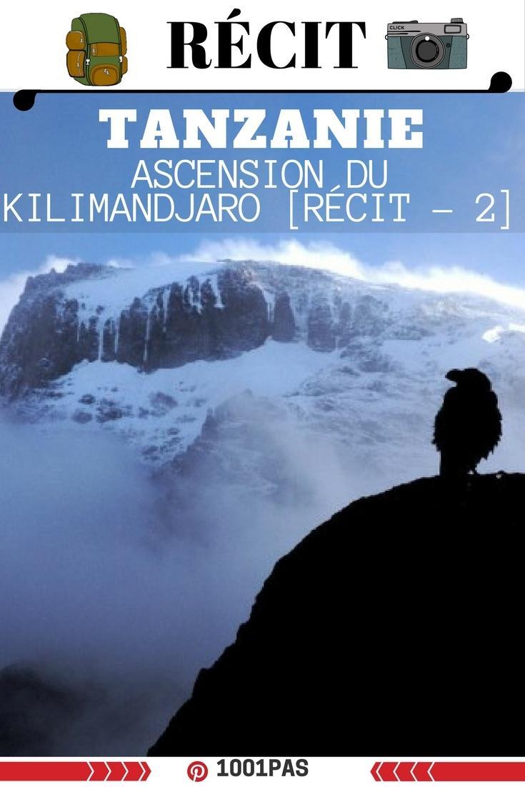 tanzanie trek kilimandjaro