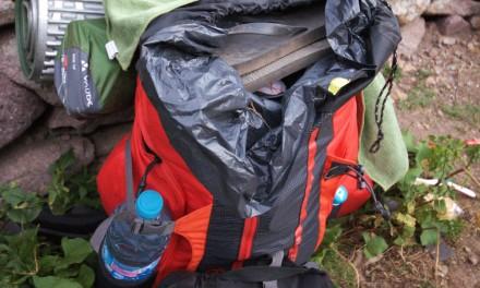 Comment réduire le poids de son sac en randonnée?