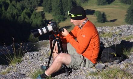 Comment concilier la pratique de la photo et la randonnée