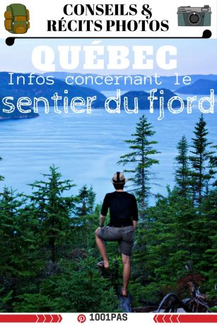info trek sentier fjord sqguenqy