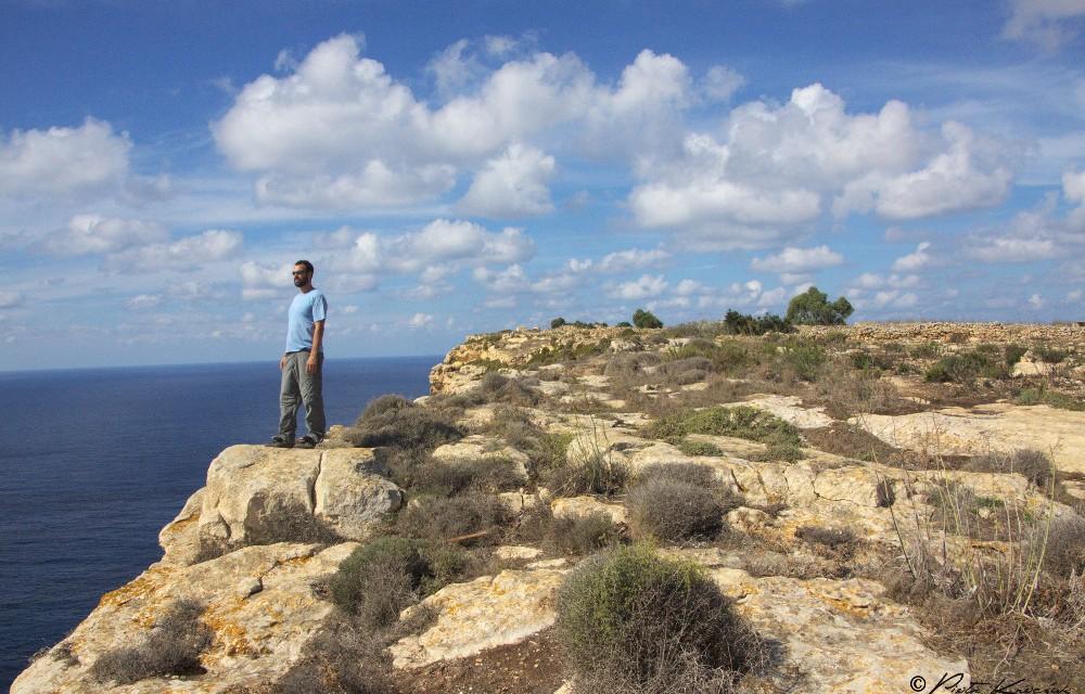 Randonnée sur l'ile de Gozo