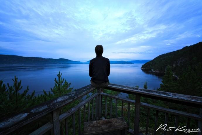 Sentier Fjord du Saguenay