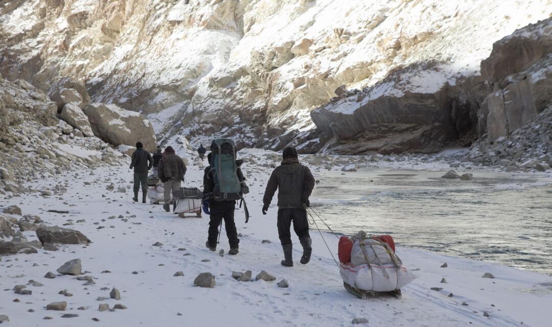 Récit de la traversée du Chadar au Ladakh [2]