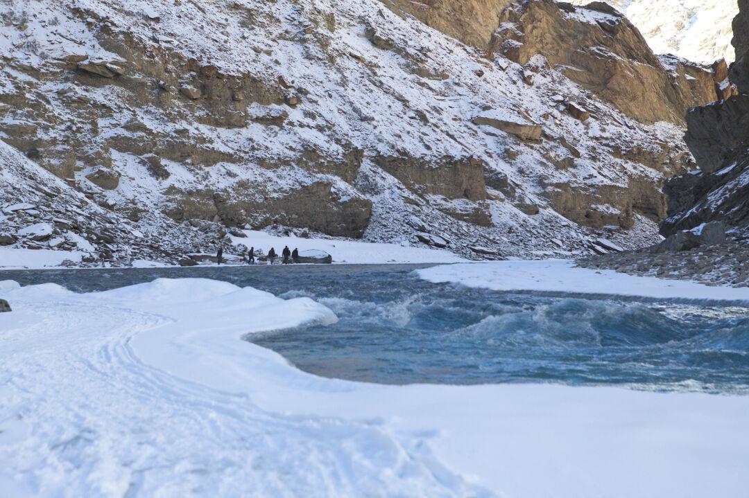Inde - trek Zanskar (11)