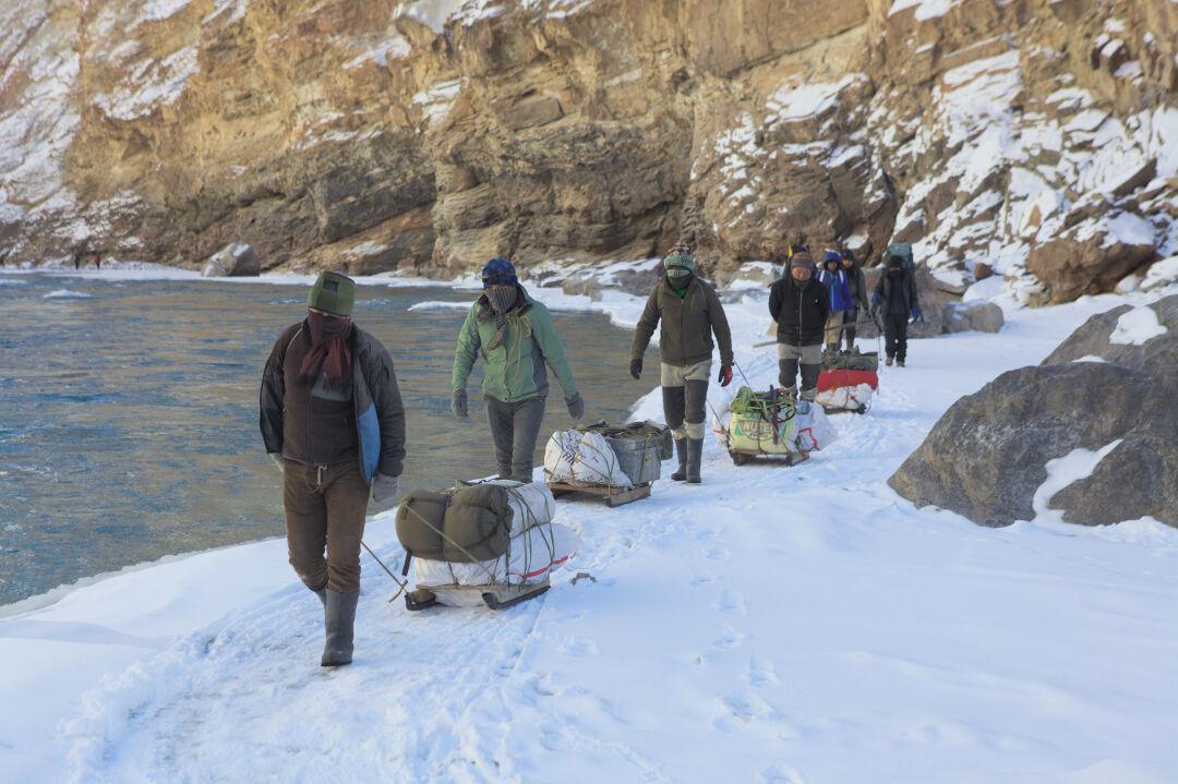 Inde - trek Zanskar (12)
