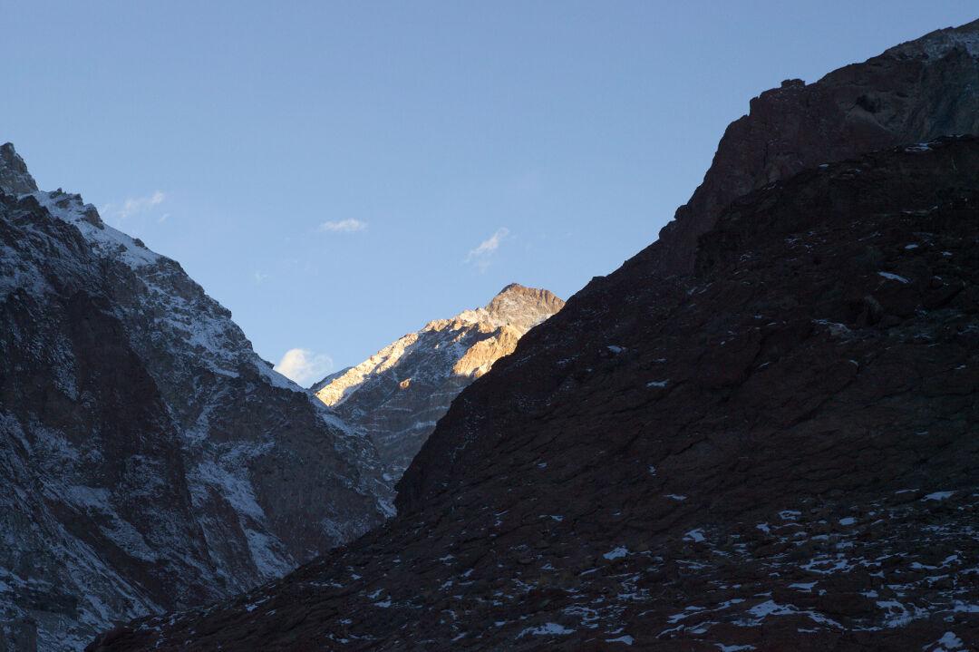 Inde - trek Zanskar (3)