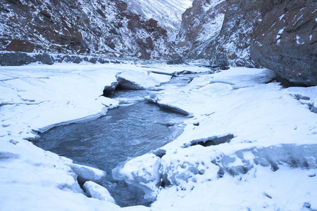 Inde - trek Zanskar (4)