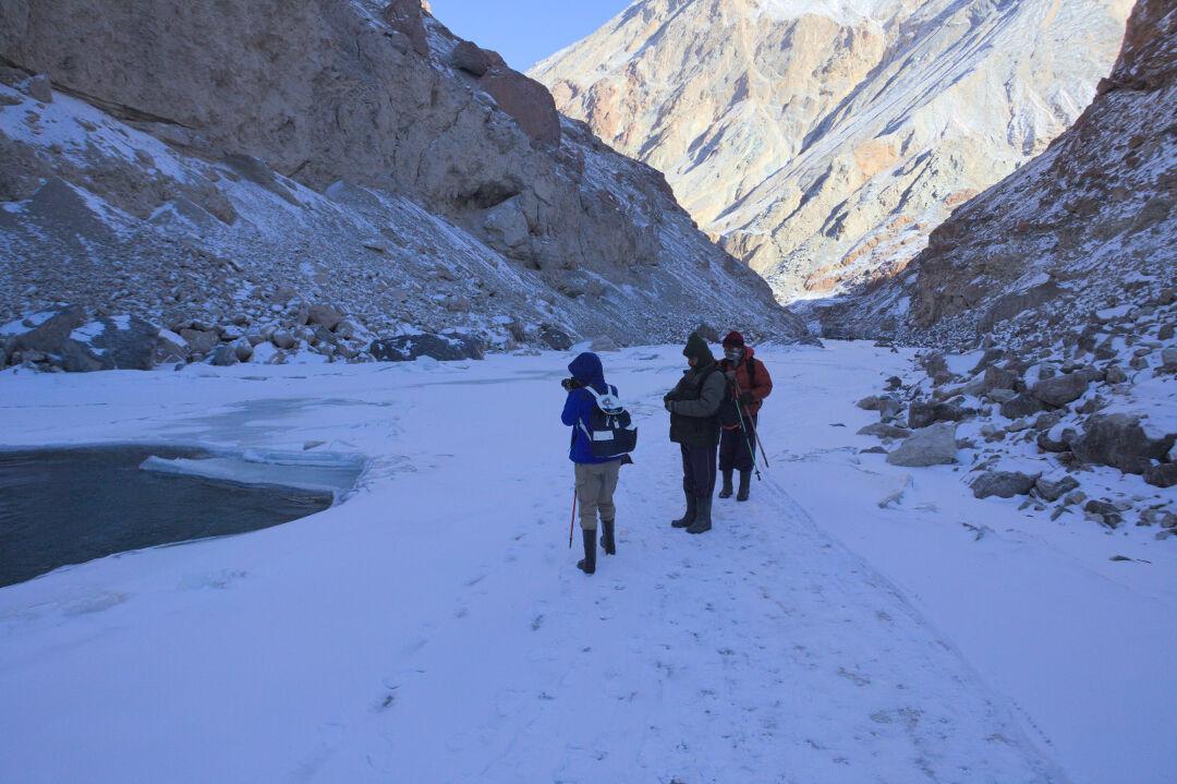Inde - trek Zanskar (7)