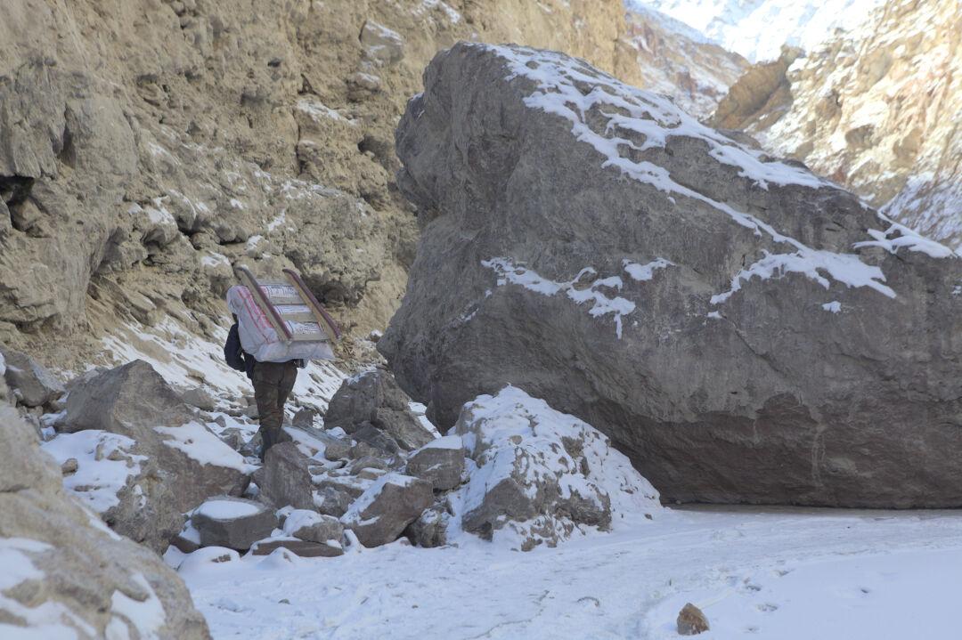 Inde - trek Zanskar (9)