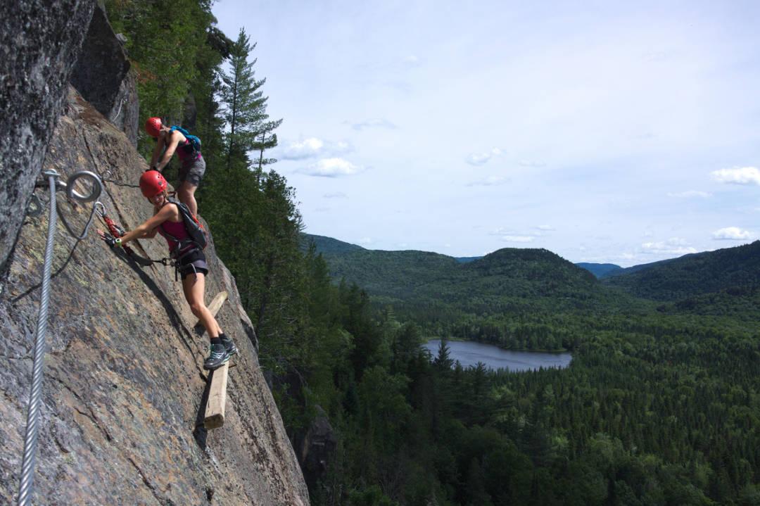 Québec : découverte de la vallée Bras du Nord
