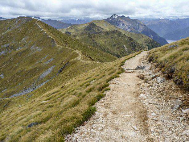 trek Kepler track Nouvelle Zelande