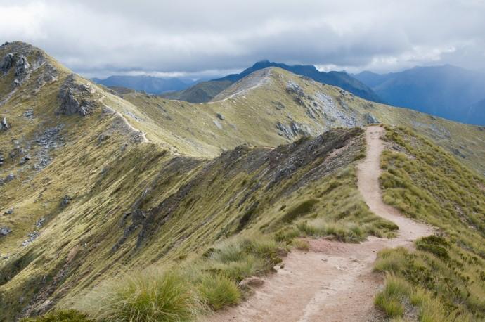 Kepler track en Nouvelle Zelande