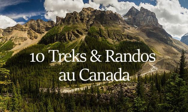 Les plus belles randonnées au Canada