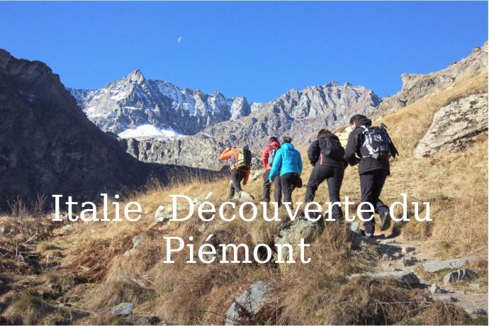 Italie - Découverte du Piémont, sous l'oeil du Mont Viso