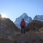 Mon amour des montagnes et de la randonnée.