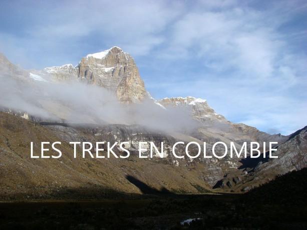 treks en colombie