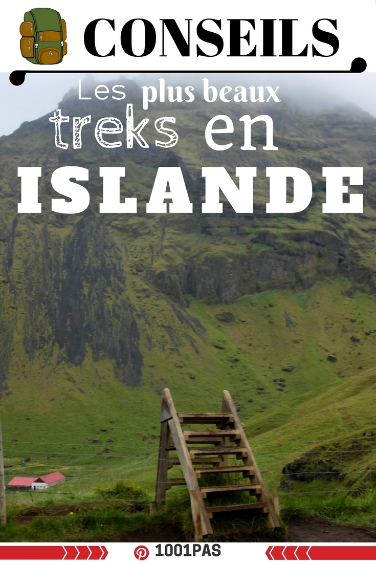 plus beaucx treks Islande