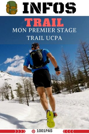 infos stage trail UCPA