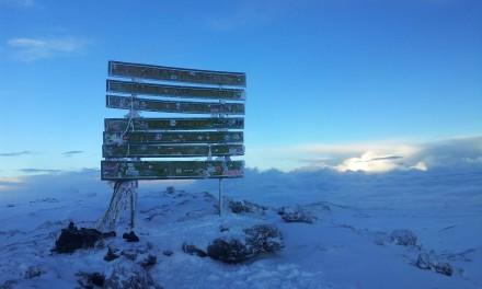 Trek au Kilimandjaro