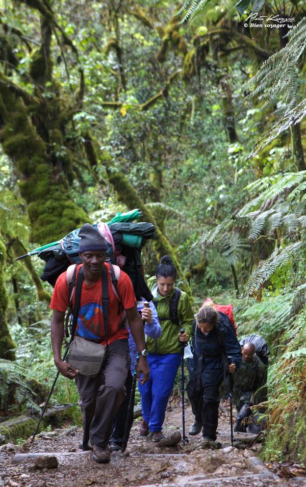 trek machame kilimandjaro