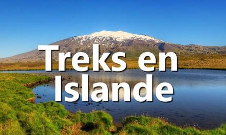 Idées de treks et randonnées en Islande
