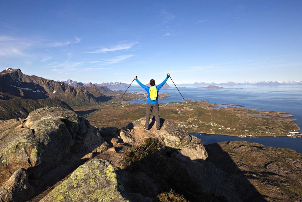 randonner en Norvège (5)