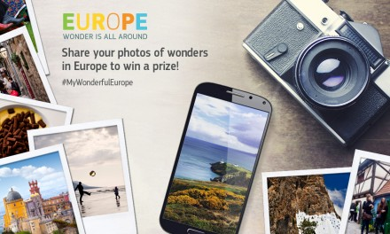 Campagne. Europe, wonder is all around : L'Europe est merveilleuse non ?