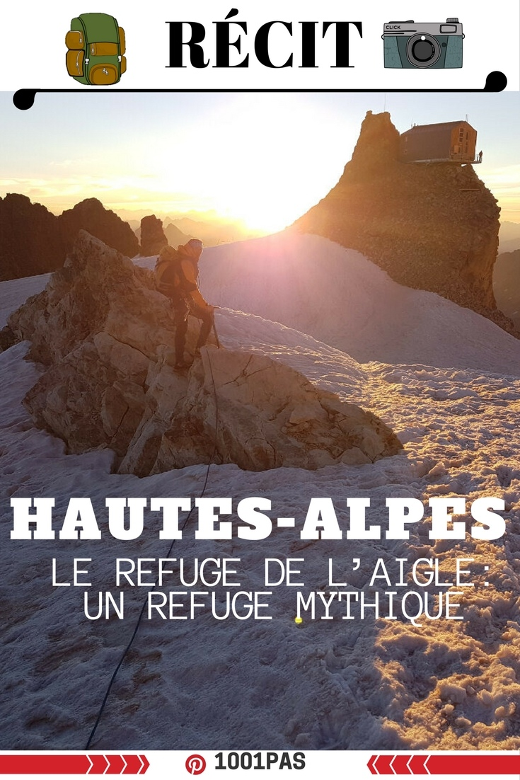 hautes alpes refuge aigle