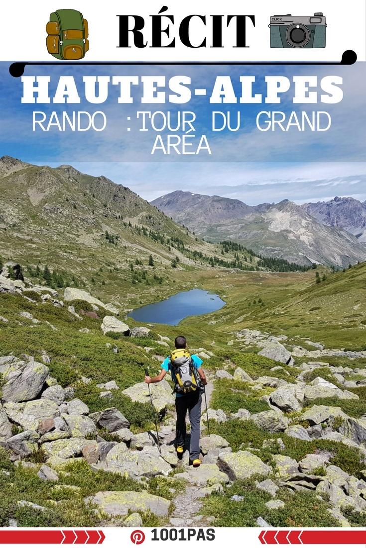 voyage hautes alpes, tour grand area