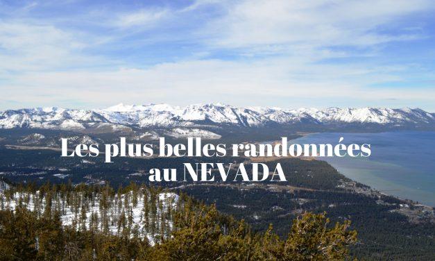 Les plus belles randonnées au Nevada