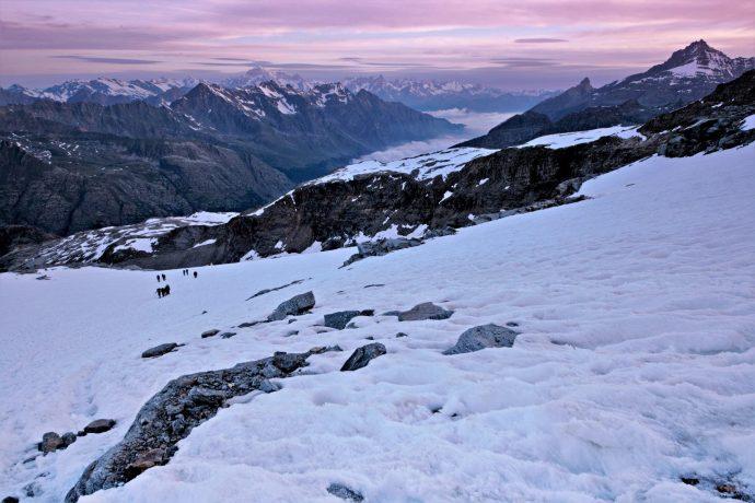 "Stage alpinisme UCPA : ""mon premier 4000"" le Grand Paradis"