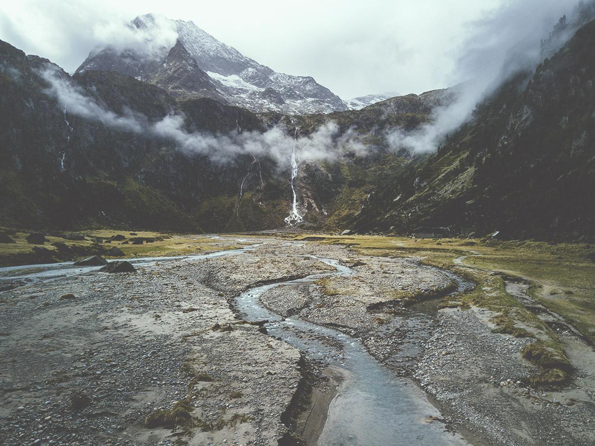 TREK AUTRICHE : sentier d'altitude de Stubai | 1