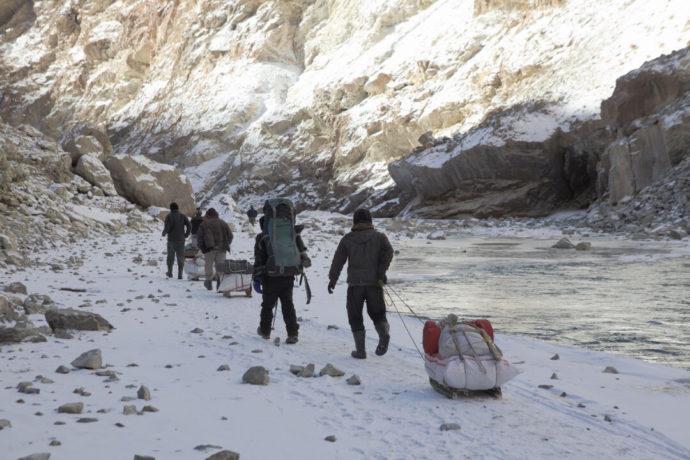 Récit de la traversée du Chadar au Ladakh - 3