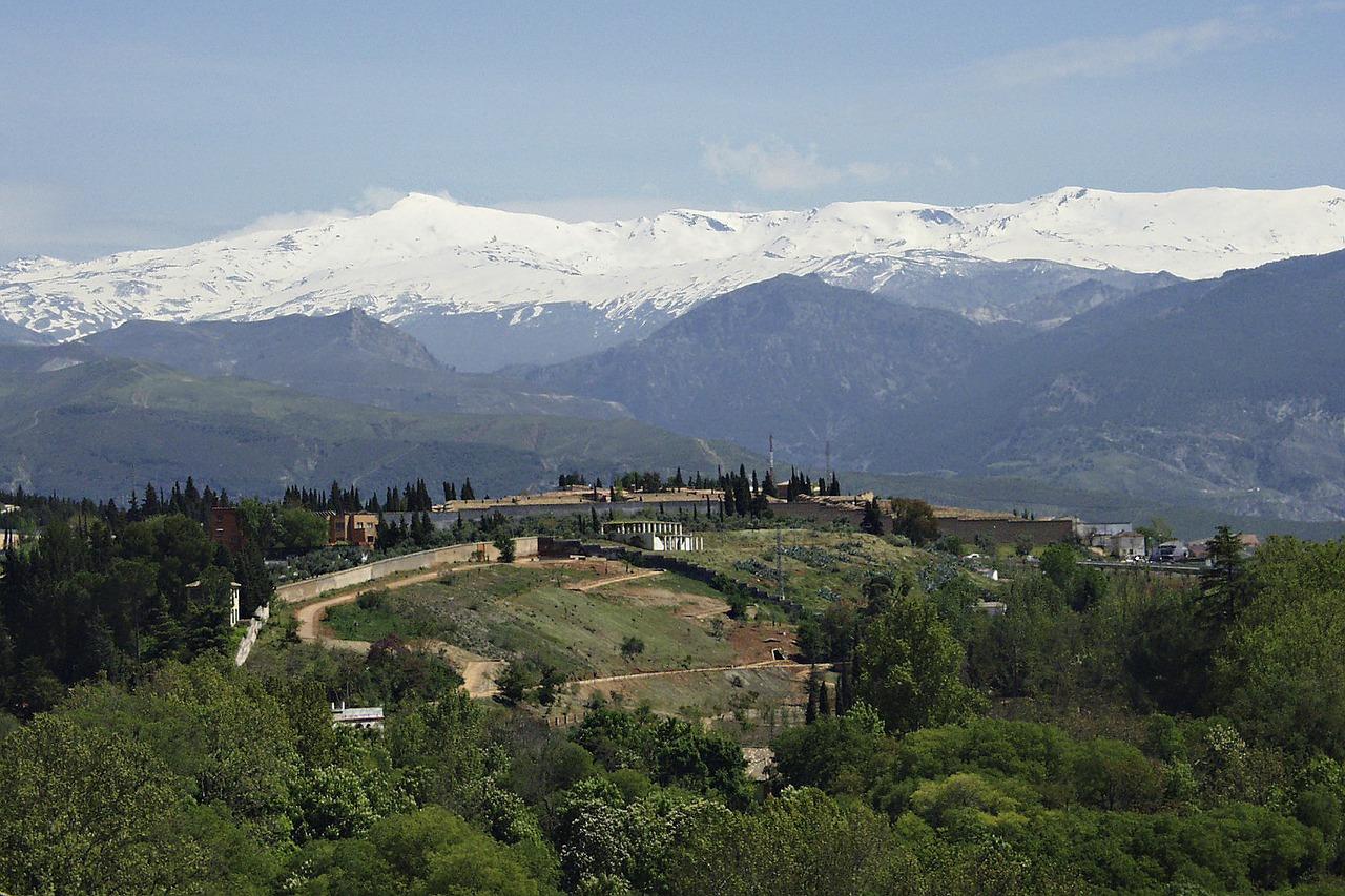 Randonnées en Andalousie