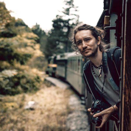 Piotr kroczak blogueur trekking