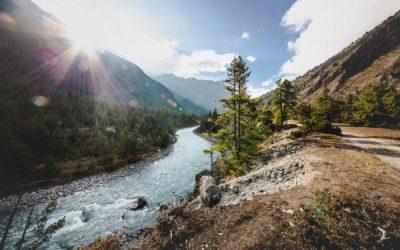 Mes 3 treks au Népal